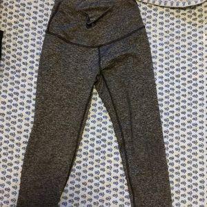 Aerie fleece lined leggings
